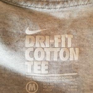 Nike Tops - Nike Dri-fit Cotton Tee